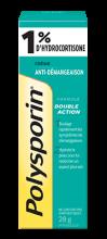 boîte de crème anti-démangeaison polysporin